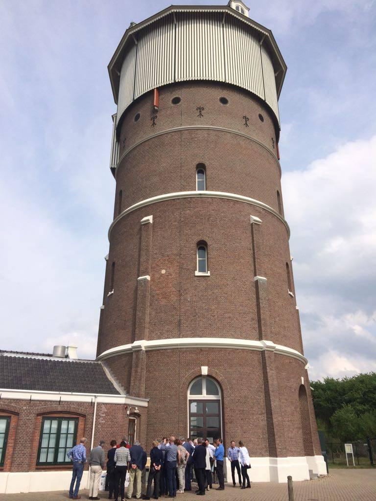 Watertoren Monster