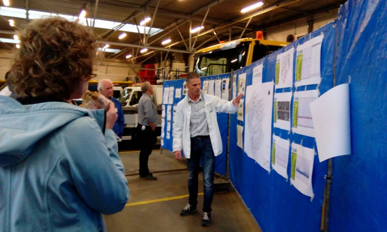 Uitleg over drukriolering